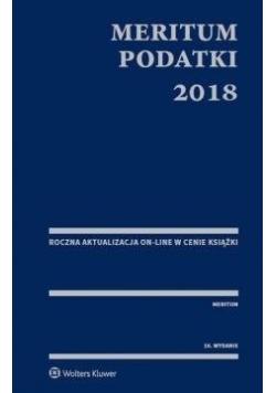 Meritum. Podatki 2018