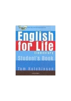 English for life Elementary SB with CD