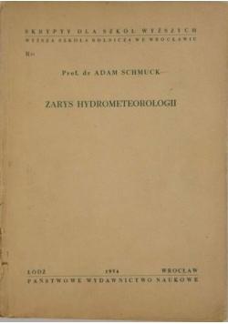Zarys hydrometeorologii