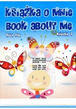 Książka o mnie Book about me cz 3