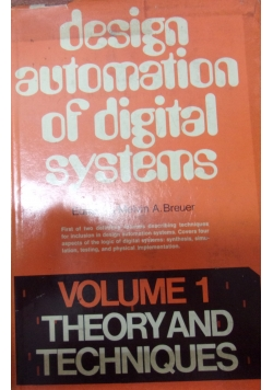 Design automation of digital systems