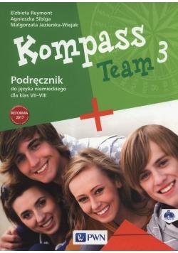 Kompass Team 3 Podręcznik + 2CD