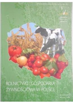 Rolnictwo i gospodarka żywnościowa w Polsce
