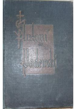 Święty Antoni Padewski,1931r.