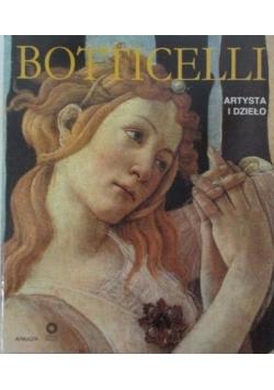 Botticelli. Artysta i dzieło