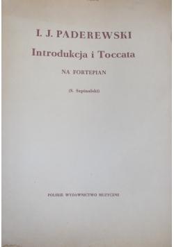 Introdukcja i Toccata