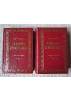 Wspomnienia Ambrożego Grabowskiego z ilustracjami Tom I- II