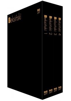 Beksiński - zestaw w etui