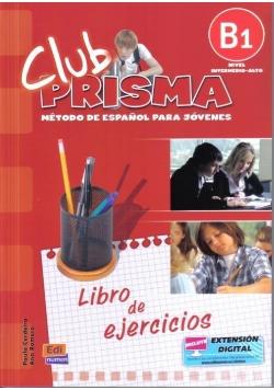 Club Prisma B1 Libro de ejercicios  EDI-NUMEN