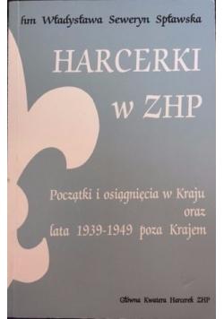 Harcerki z ZHP