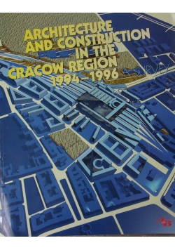 Architecture and construction in the Cracow region 1994-1996