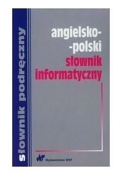 Agielsko-polski słownik informatyczny