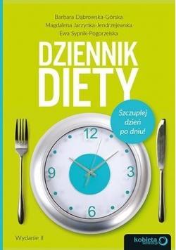 Dziennik diety. Szczuplej dzień po dniu! Wyd. II