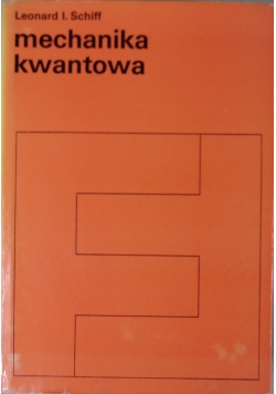 Mechanika Kwantowa