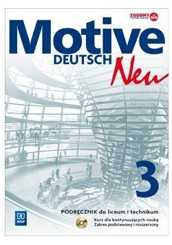 Motive - Deutsch Neu 3 Podr. ZPiR WSiP