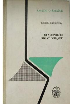 Staropolski świat książek