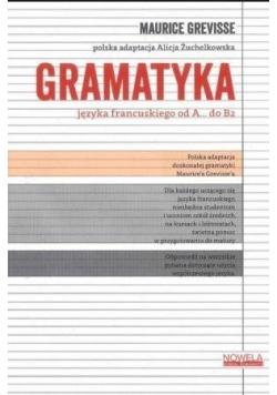 Gramatyka języka francuskiego od A... do B2