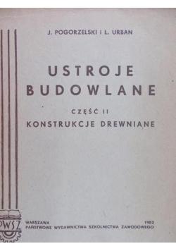 Ustroje budowlane cz. II