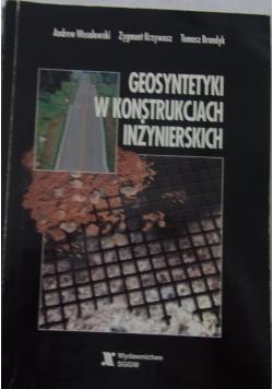 Geosyntetyki w konstrukcjach inżynierskich