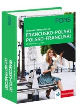 Słownik uniwersalny francusko-polski, polsko-fran.