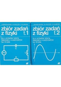 Zbiór zadań z fizyki, Tom I-II