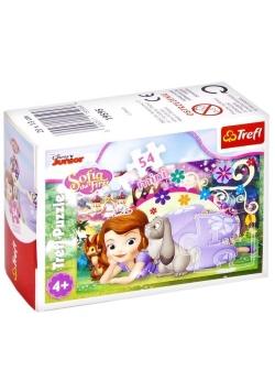 Puzzle 54 mini Magiczny świat księżniczki 4 TREFL