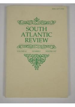 South Atlantic Review. Vol. 62. No. 1 1997