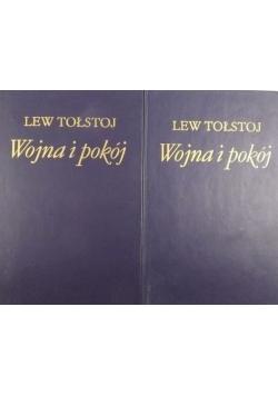 Wojna i pokój, zestaw 2 książek