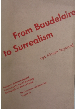 From Baudelaire to surrealism, 1950r.
