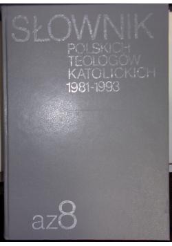 Słownik Polskich teologów katolickich 1981-1993