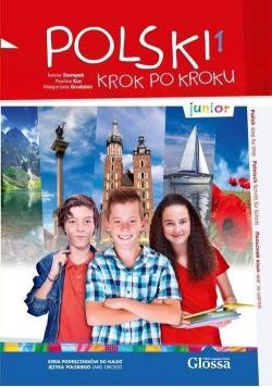 Polski krok po kroku. Junior A1. Podręcznik