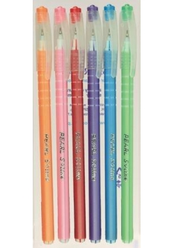 Długopis Pearl 0,6mm niebieski (30szt) SPARK LINE