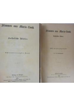 Stimmen aus Maria-Laach, 1896r.