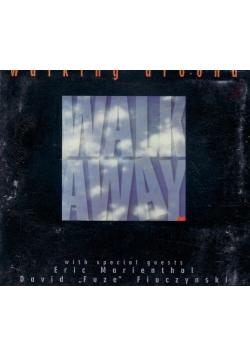 Walking around, płyta CD