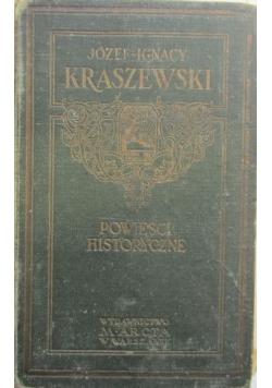 Powieści historyczne, 1928 r.