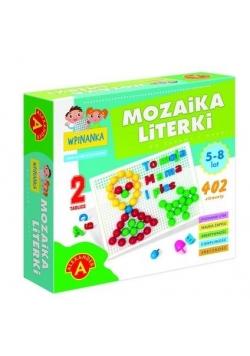 Wpinanka - Mozaika Literki