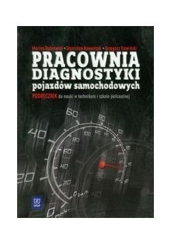 Pracownia diagnostyki pojazdów samochodowych podręcznik