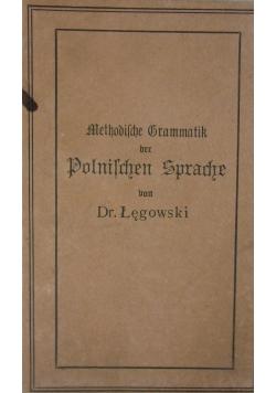 Dolnischen Sprache ,1920r.