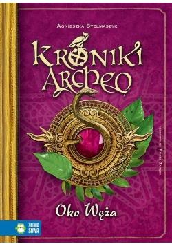 Kroniki Archeo Oko węża tom 10
