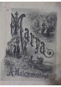 Marya, 1884r.