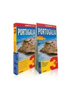 Explore!guide Portugalia 3w1 mapa