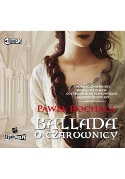 Ballada o czarownicy audiobook