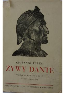Żywy Dante, 1934r.