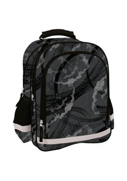 Plecak 15 BDF12 Future czarny
