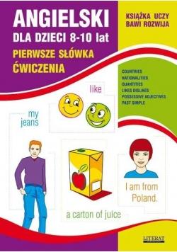Angielski dla dzieci z.14 8-10 lat w.2015 LITERAT