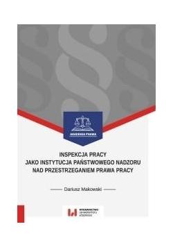 Inspekcja pracy jako instytucja państwowego...