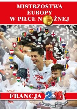 Mistrzostwa Europy w piłce nożnej Francja 2016