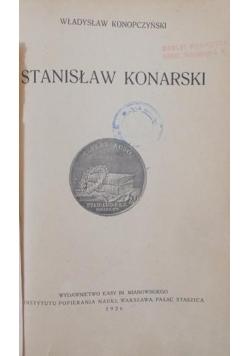 Stanisław Konarski , 1926 r.