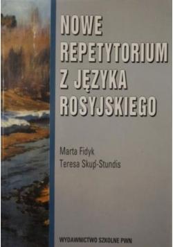 Nowe repetytorium z języka rosyjskiego