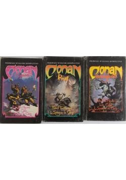 Conan obieżyświat/ Conan z Cymerii/ Conan Pirat